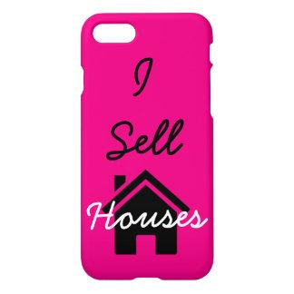 Vendo la caja del teléfono celular del agente funda para iPhone 7