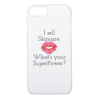 Vendo Skincare. ¿Cuál es su superpotencia? Funda iPhone 7