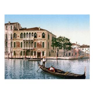 Venecia hermosa postal