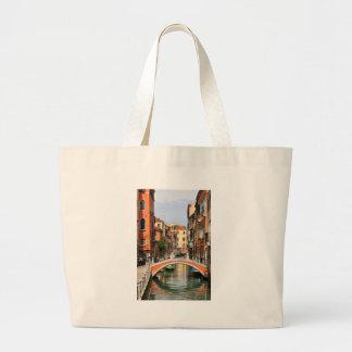 Venecia, Italia Bolso De Tela Gigante