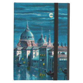 Venecia por claro de luna funda para iPad air