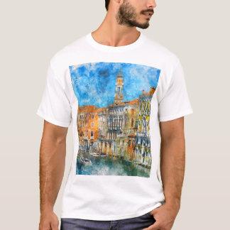 Venecia romántica Italia Camiseta