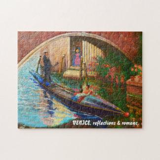Venecia - rompecabezas de la ciudad