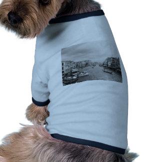 Venecia Camiseta Con Mangas Para Perro