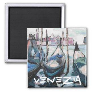 Venecia, Venezia Imán Cuadrado