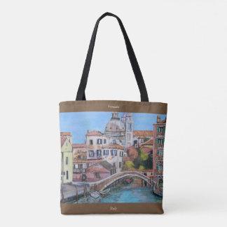Venezia, la bolsa de asas