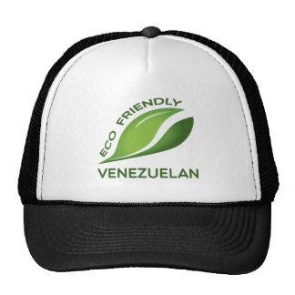 Venezolano amistoso de Eco Gorras