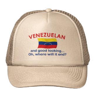 Venezolano apuesto gorras de camionero