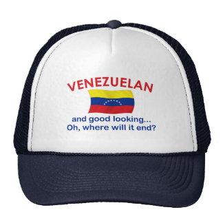 Venezolano apuesto gorro