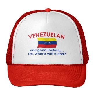 Venezolano apuesto gorros