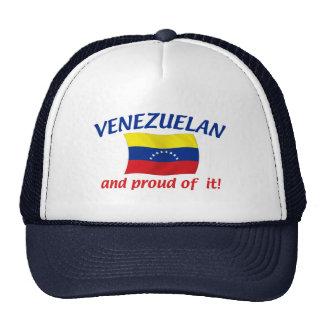 Venezolano orgulloso gorra