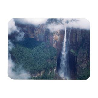Venezuela, el Salto Ángel, parque nacional de Cana Imán