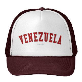 Venezuela Gorro De Camionero