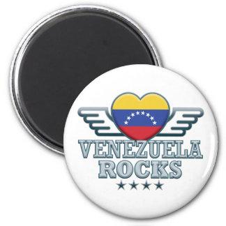 Venezuela oscila v2 imán para frigorifico
