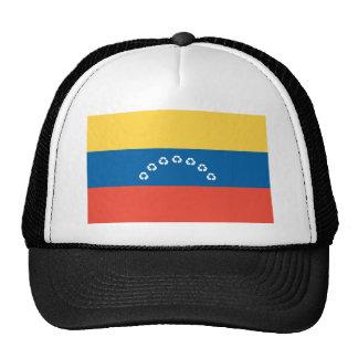 Venezuela recicla la bandera gorra