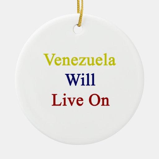 Venezuela vivirá encendido ornato