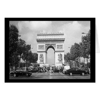 ¡Venga lejos conmigo… a Francia! 4 Tarjeta