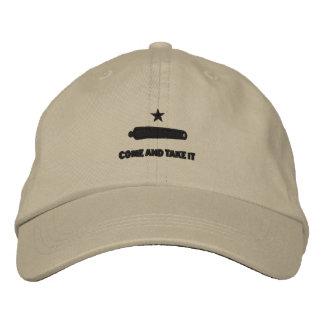 Venga tomarlo bordó el gorra gorras de béisbol bordadas