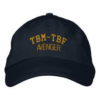 VENGADOR DE TBM-TBF GORRO BORDADO