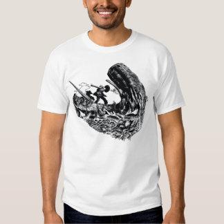 Venganza de Ahabs Camiseta