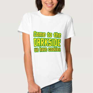Venido al Darkside tenemos galletas Camisas