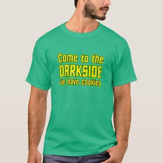 Venido al Darkside tenemos galletas Camiseta
