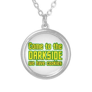 Venido al Darkside tenemos galletas Grimpolas