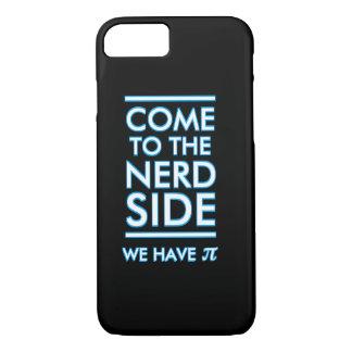 Venido al lado del empollón tenemos caso divertido funda iPhone 7