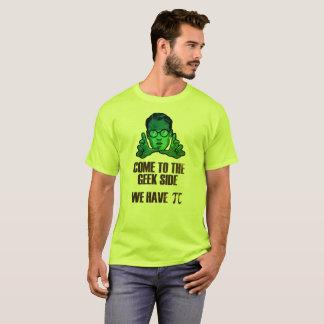 Venido al lado del friki tenemos camiseta gráfica