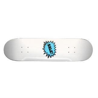 Venta de la aguamarina patines personalizados