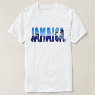 Venta jamaicana de la camiseta de la pesca