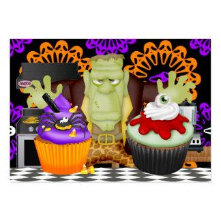 VENTA - tarjeta de la cocina de Halloween - SRF Plantillas De Tarjetas Personales