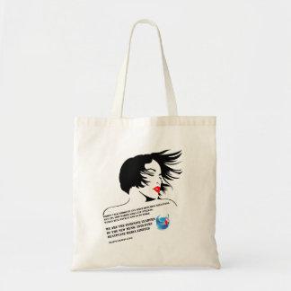 Ventaja de las mujeres - la bolsa de asas