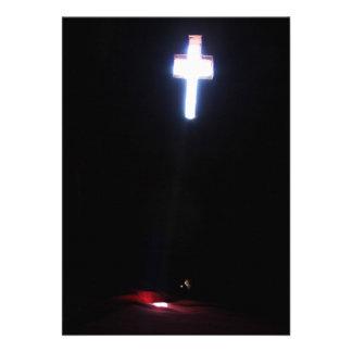 Ventana de la iglesia en Lalibela/Etiopía Invitaciones Personalizada