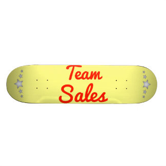 Ventas del equipo tablas de patinar