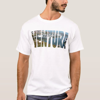 Ventura, camiseta del recuerdo de California