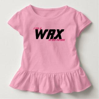 Veo un WRX en mi futuro Camiseta De Bebé
