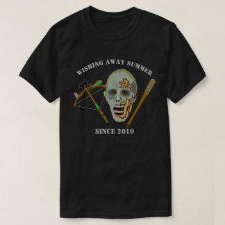 Verano ausente que desea divertido del palo el   camiseta
