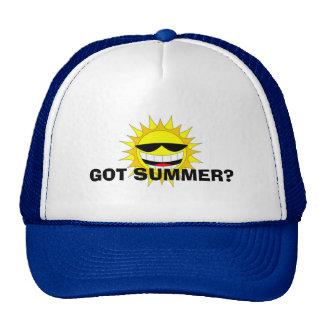 ¿Verano conseguido? Gorras De Camionero