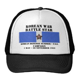 Verano coreano de la defensa - caída gorras