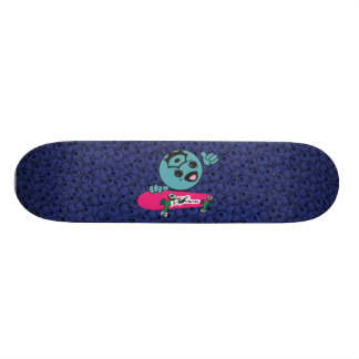 Verano del arándano patines personalizados