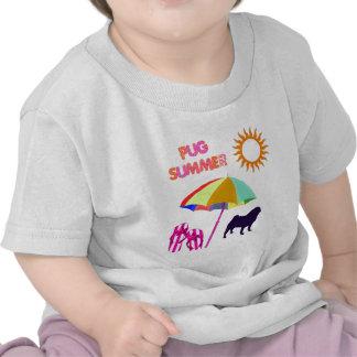 verano del barro amasado camisetas