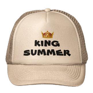 verano del rey gorro