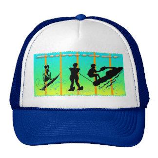 Verano - gorra de los deportes acuáticos
