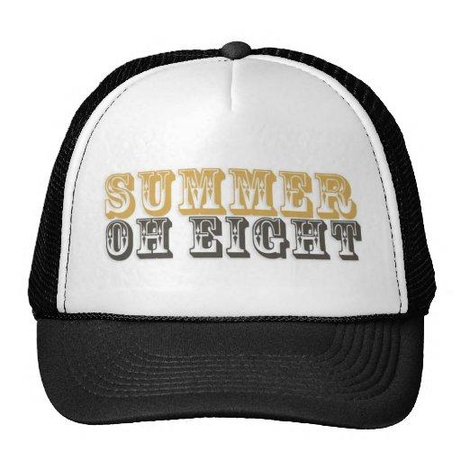 verano oh gorra de ocho camioneros