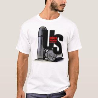 Verano urbano T del podcast de la pistola Camiseta