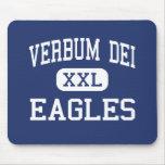 Verbum Dei - Eagles - alto - Los Ángeles Alfombrillas De Raton