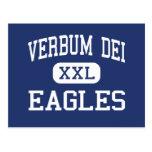 Verbum Dei - Eagles - alto - Los Ángeles Postal