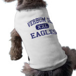 Verbum Dei - Eagles - alto - Los Ángeles Camisa De Mascota