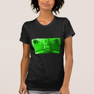 Verde 1986 de la foto 163 de Oxford El MUSEO Camiseta